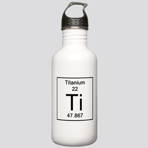 22. Titanium Stainless Water Bottle 1.0L
