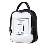 22. Titanium Neoprene Lunch Bag