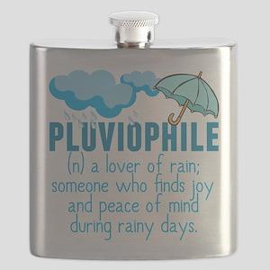 Pluviophile Flask