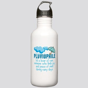 Pluviophile Stainless Water Bottle 1.0L
