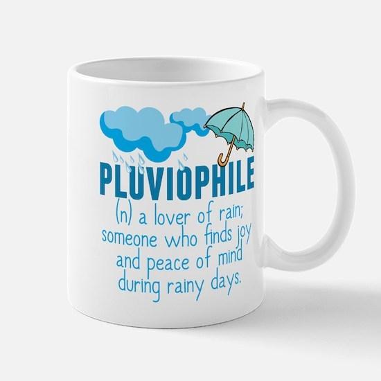 Pluviophile Mug