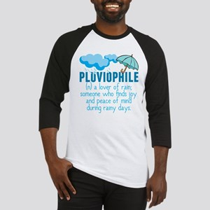 Pluviophile Baseball Jersey
