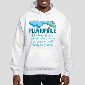 Pluviophile Hooded Sweatshirt
