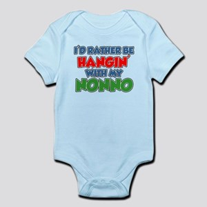 Rather Be With Nonno Body Suit