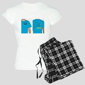 Stock Show Drama Haters Women's Light Pajamas