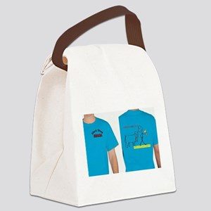 Stock Show Drama Haters Canvas Lunch Bag