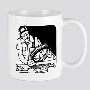 Car Mechanic Mugs