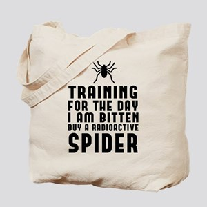 Training For Day I Am Bitten By Radioactive Spider