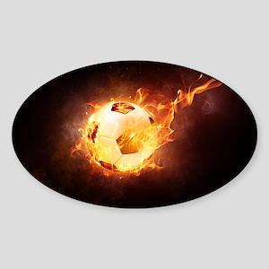 Fire Ball Sticker