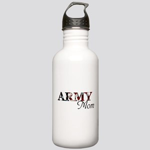 Mom Army_flag  Stainless Water Bottle 1.0L