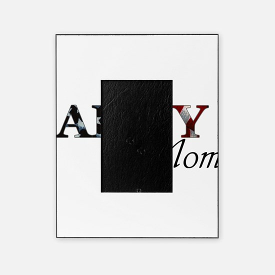 Mom Army_flag .png Picture Frame