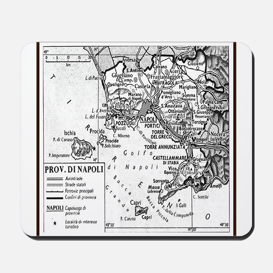 Province of Naples Mousepad