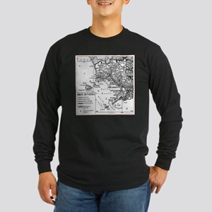 Province of Naples Long Sleeve T-Shirt