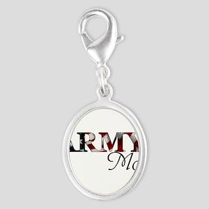 Mom Army_flag Charms