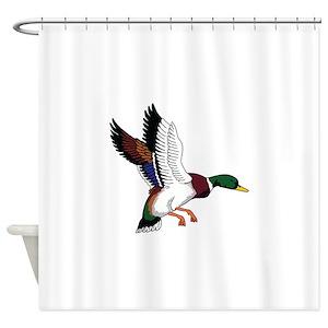 Wildlife Ducks Shower Curtains