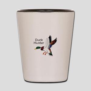 Duck Hunter Shot Glass