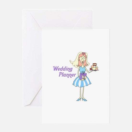 Wedding Planner Greeting Cards