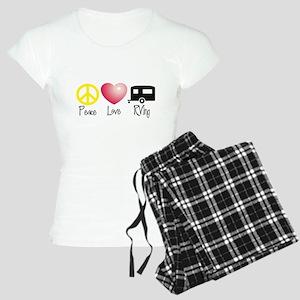 Peace, Love, RVing Pajamas
