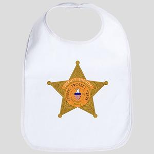 Deputy Sheriff Badge Bib