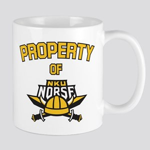 Northern Kentucky NKU Norse Property Of Mugs