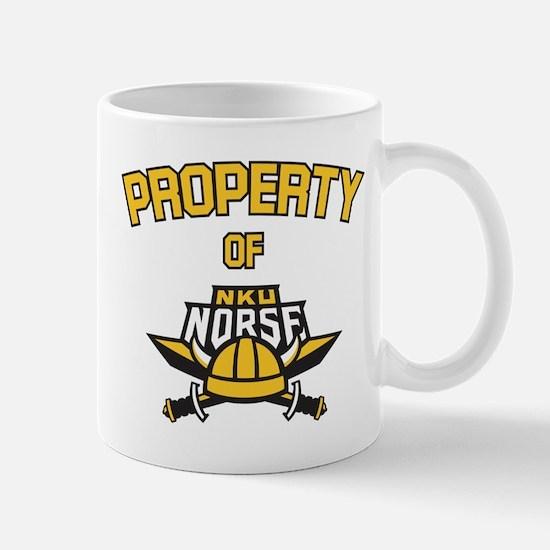 Northern Kentucky NKU Norse Property Of Mugs