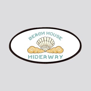Beach House Hideaway Patches