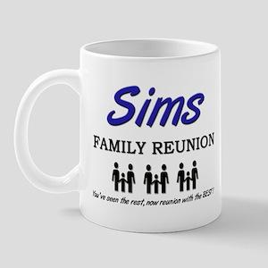 Sims Family Reunion Mug