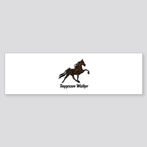 Tennessee Walker Bumper Sticker