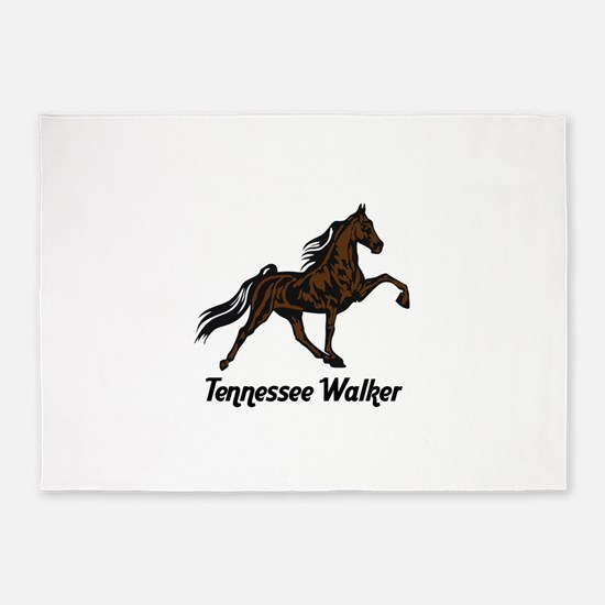 Tennessee Walker 5'x7'Area Rug
