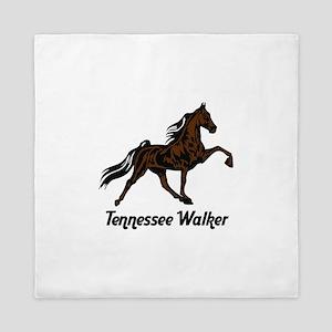 Tennessee Walker Queen Duvet