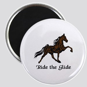 Ride The Glide Magnets