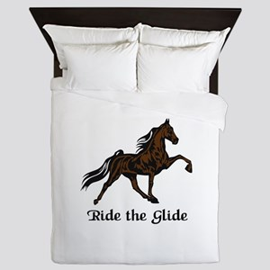 Ride The Glide Queen Duvet