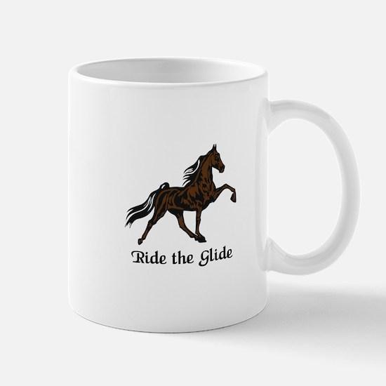 Ride The Glide Mugs