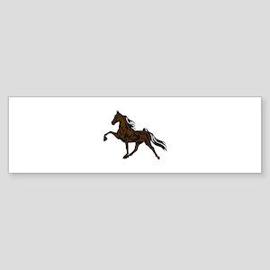 TENNESSEE WALKER Bumper Sticker