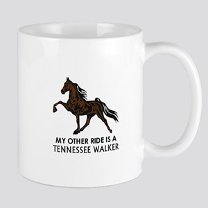 Ride Is A Tennessee Walker Mugs