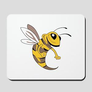 YELLOW JACKET MASCOT Mousepad