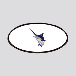 BLUE MARLIN Patches