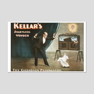 KELLAR MAGIC poster 11x17