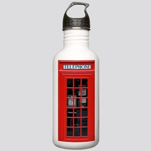 British Phone Box Stainless Water Bottle 1.0L