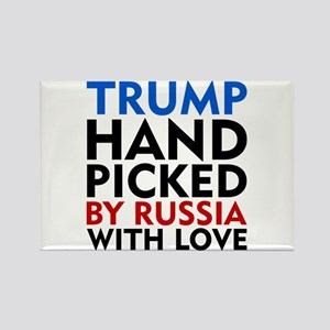 Trump Hand Picked by Russia With Love Magnets