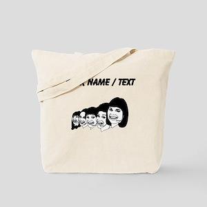 Call Center Operators (Custom) Tote Bag