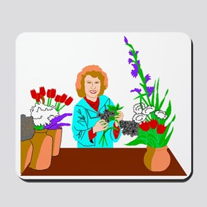 Florist Mousepad