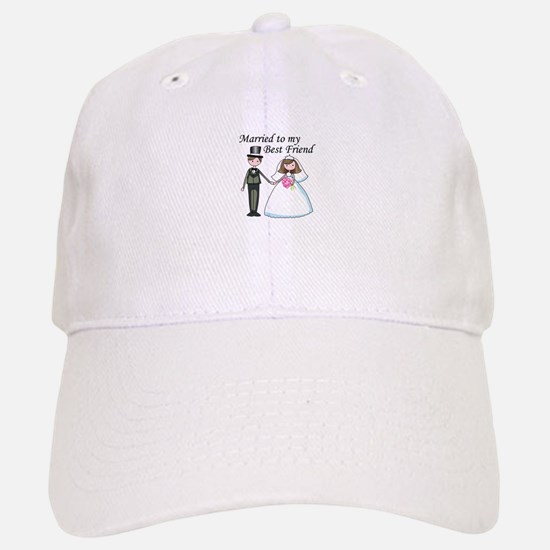 Best Friend Baseball Cap