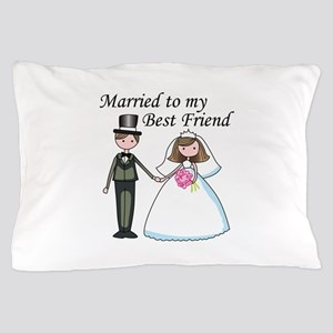 Best Friend Pillow Case