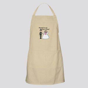 Best Friend Apron