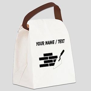 Mason (Custom) Canvas Lunch Bag