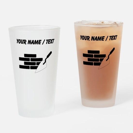 Mason (Custom) Drinking Glass