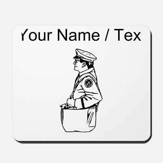 Mailman (Custom) Mousepad