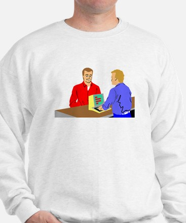 Small Business Owner Sweatshirt