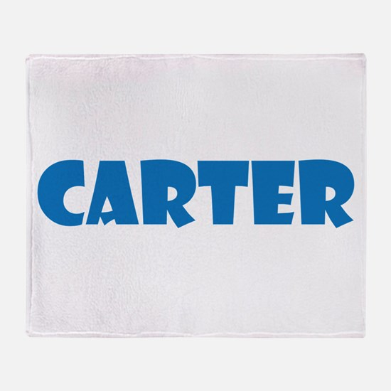 Carter Throw Blanket